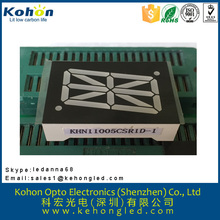 Professional and ROHS approved KHN11005CSR1D-1 Alphanumeric LED display