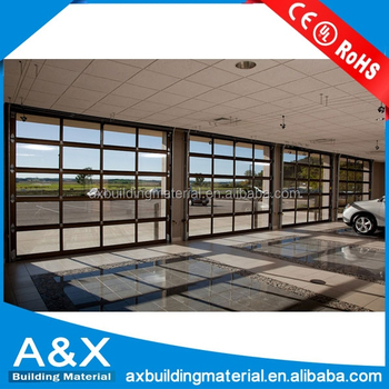 Wonderful Good Design Glassl Garage Door