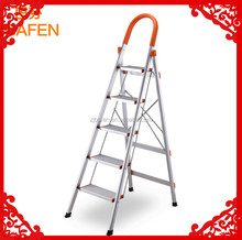 supply aluminum ladder and folding truck step for sale