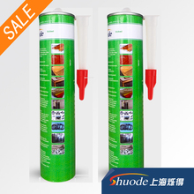 g2100 green color waterproof silicone sealant