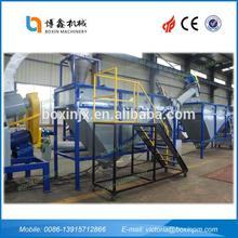 pe film recycling machinery. plastic bags cleaning machine