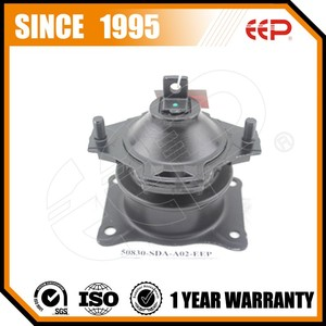 EEP Auto Parts Rubber Engine Mount for Honda Accord CM5 50830-SDA-A02