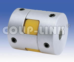 high pressure flexible shaft coupling bearing with keyway Type