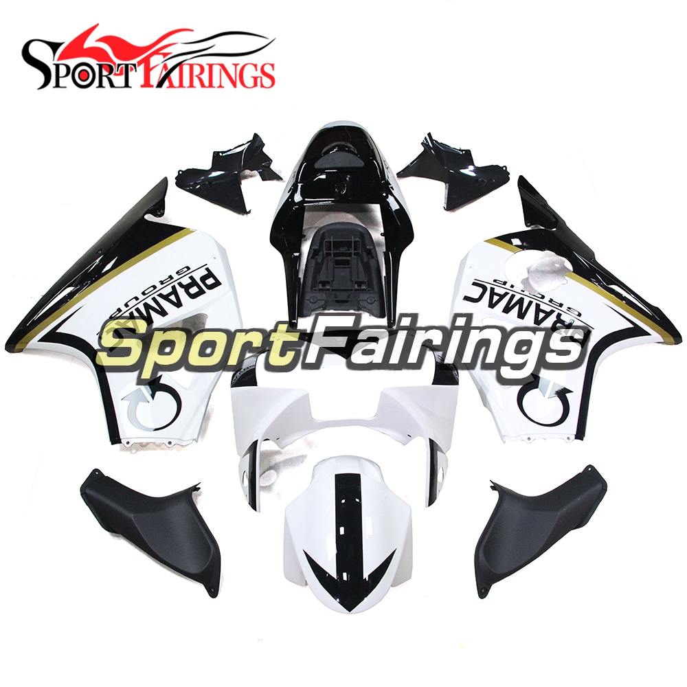 Full Injection ABS Plastic Motorcycle Fairings For Honda CBR900RR 954 Year 2002 2003 CBR954RR White Black Gold Fairings