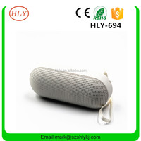 CE ROHS Hands free wireless speaker with bluetooth