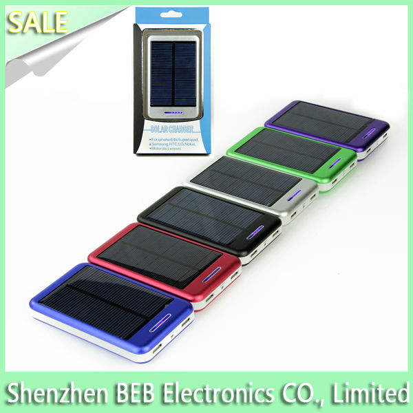 !!!On sale 13800mah solar japan mobile phone charger