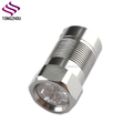 Factory Bulk Sale battery Powered Aluminum Pocket 6 led mini Flashlight