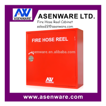 Fire Sprinkler Flexible Fire Hose Reel Cabinet with Nozzle for Factory