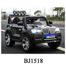 Large children's electric cars four-wheel off-road double drive double toys for children can sit car battery remote buggies