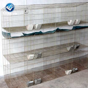 China factory wholesale cheap rabbit breeding cage indoor rabbit cages
