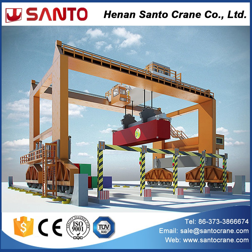 Container Gantry Crane Manufacturer