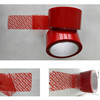 Tamper Proof Security Printing Packing Tape