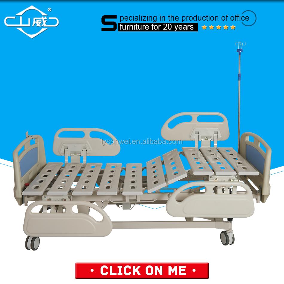 Multifunzionale elettrico medical usato letti ospedalieri per la vendita nice design letto - Letto elettrico per disabili usato ...