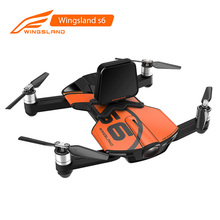 Newest Wingsland S6 Pocket Drone Mini Folded Drone With 4K HD Camera