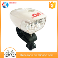 bicycle front light cycle head led bike light / factory price bicycle head light