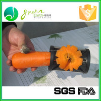 Colorful stainless steel julienne carrot electric potato cutter vegetable slicer shredder dicer chopper