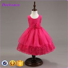 wholesale cheap little girl pageant dresses casual baby dress welding kids dress cotton frocks design 2014