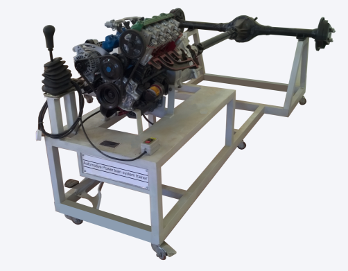 Automotive Powertrain system trainer