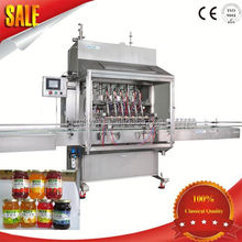 sweet sour sauce can filling machine