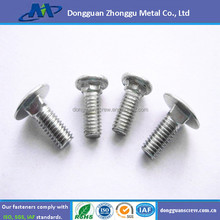 3/8-16*30 FLAT HEAD CARRIAGE BOLT/STAINLESS STEEL COACH BOLTS CUP SQUARE CARRIAGE BOLT SCREWS DIN 603