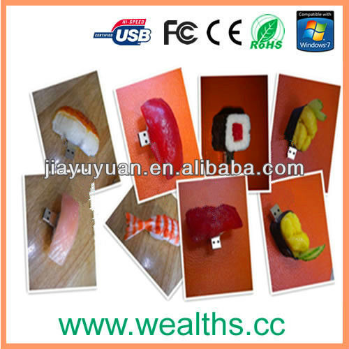 Gadget 1gb Food Usb Flash 2.0 for Promtional Gift