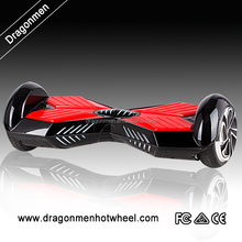 Mini self balancing scooter 2 wheels 6.5 inch electric scooter bluetooth