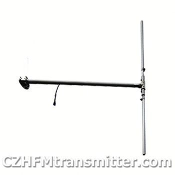 FMUSER DP100 1/2 Wave FM Dipole professional Antenna for 0-150w 315mhz rubber duck antenna