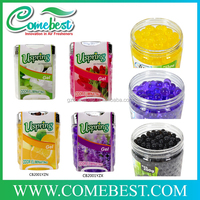 variouse color low price household aroma gel beads air freshener 200g