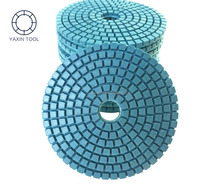 2015 New Product Resin Bond Concrete floor Polishing Pads