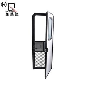 Customized High Quality Travel Trailer Caravan Motorhome Door/RV Door