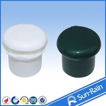China cosmetic New pump Nail polish remover pump sprayer pump bottle cap plastic cap disc top