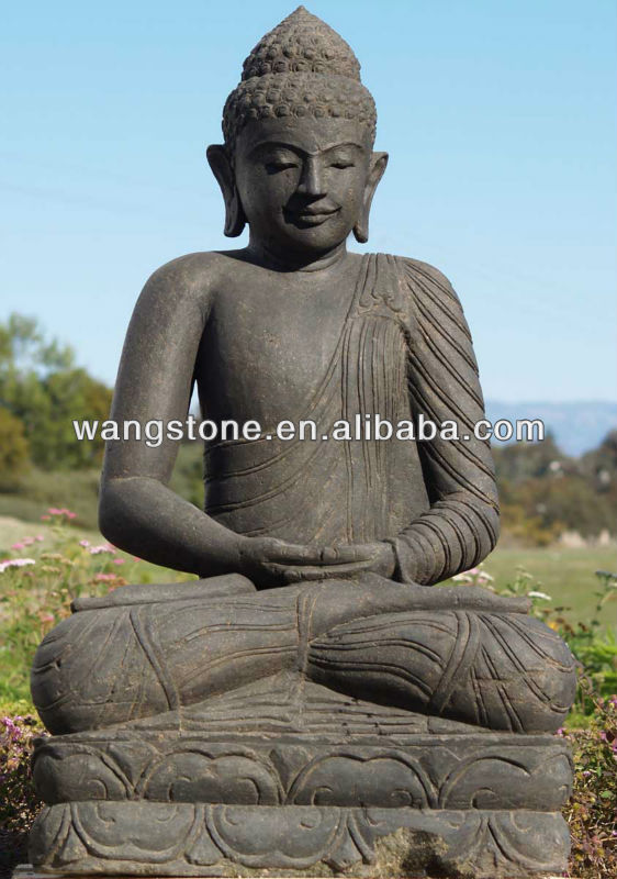 Wholesale carved buddha stone WS-CF351