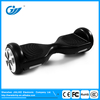Hot sale flashlight two wheel self-balance scooter car