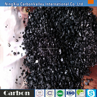 calcined anthracite coal from China carbon additive90% S:0.3%carbon additive