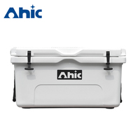 AHIC hot sale wholesale fishing ice chest insulated cooler box beer chilly bin