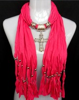 New York Cross designs fashion jewelry scarf wholesale