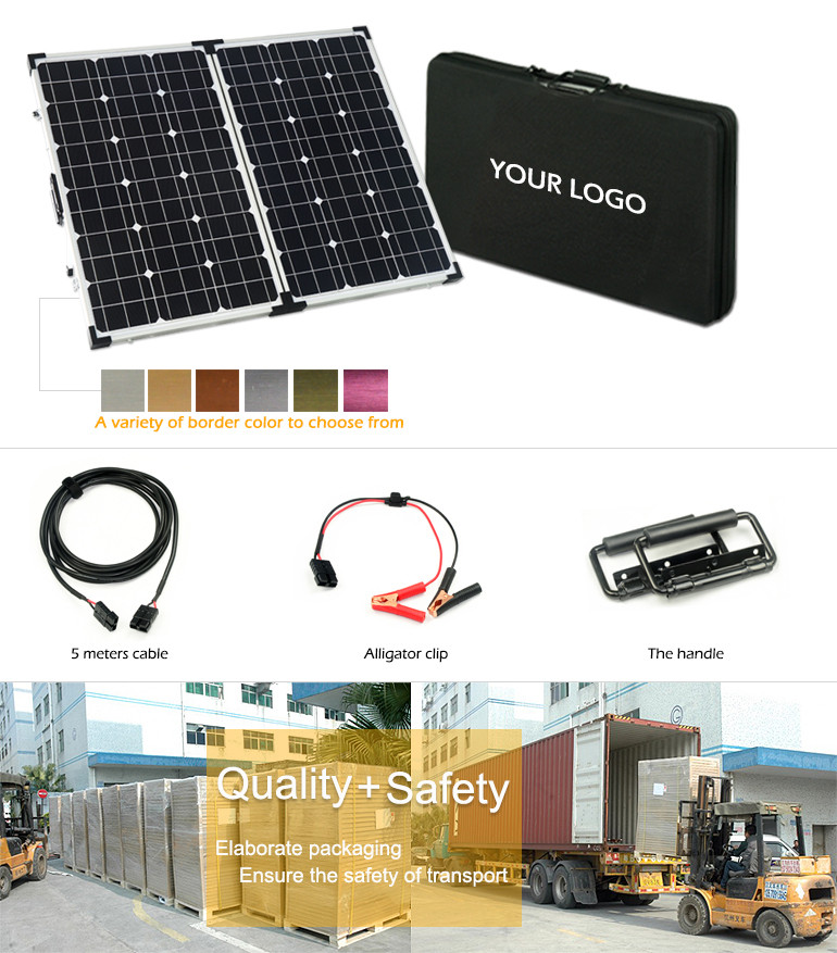 stand for solar panel 120watt fortable solar panels for apartments