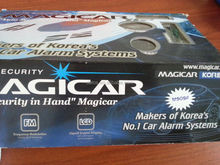 two way russian version car alarm system scher-khan magicar 909F auto security system