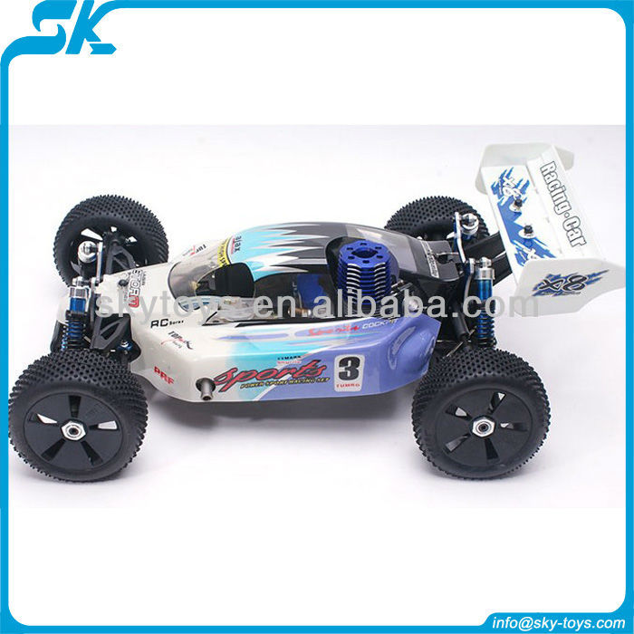 !Exceed RC 1:8 one speed cross country nitro gas car rc hobby brushless toy motor rc monster trucks sale