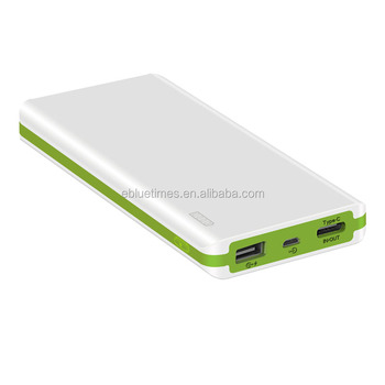 Bluetimes PowerCore+ 10000mAh USB-C/Type-C Ultra-High-Capacity Premium External Type C Power Bank