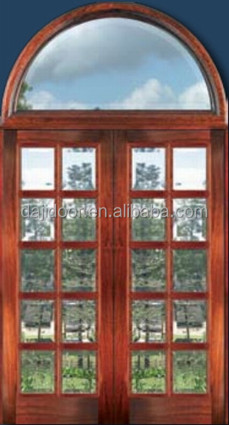 American Style Exterior Window And Door DJ-S9076HR