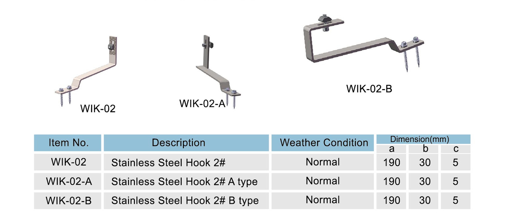 solar energy installation roof rack hooks