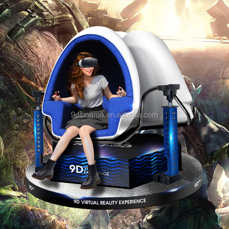 WOW!New Product Wa360 Degree Glasses 9D Vr Cinema Watching jurassic park dinosaurs