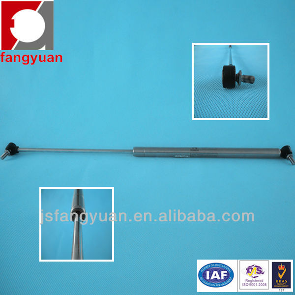 fangyuan customized hydraulic stainless steel gas spring with 304 / 316 material