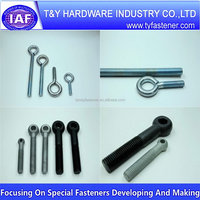 Newly High-ranking forged small eye bolt