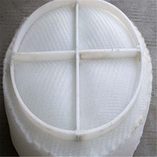HangLi Professional supplier PP Demister Filter/ Wire Mesh Demister/ Plastic Mesh Pad