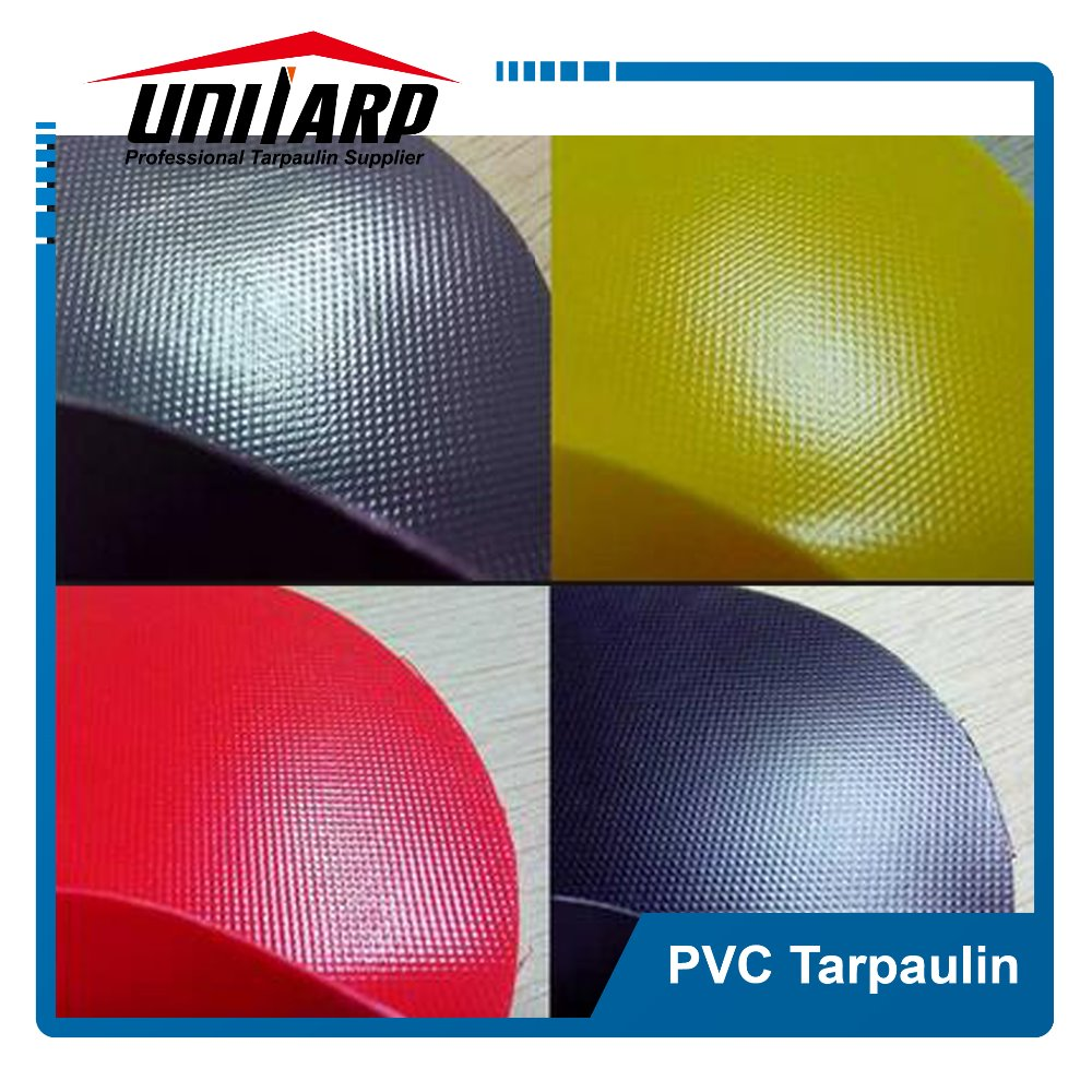 UV Resistant Colored PVC Printable Truck Tarpaulin