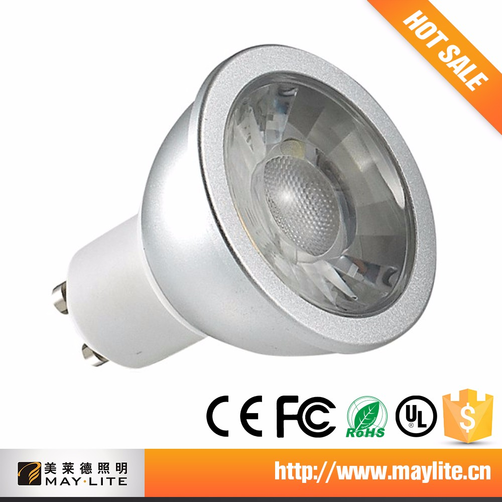 Export Product CE RoHS UL Gu10 Dimmable 220 Volt Led Light Bulbs