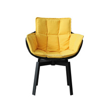 swan chair fiberglass leisure lounge chair