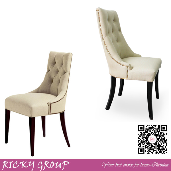 luxury high back dining chair, view luxury hotel dining chair, rq
